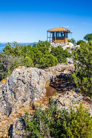 Montokuc Viewpoint - Mljet, Dalmatia, Croatia, Europe