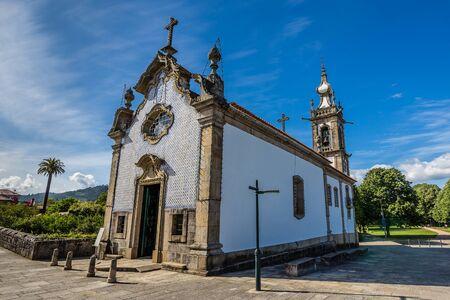 Santo Antonio Da Torre Velha Church - Ponte De Lima, Alto Minho, Portugal, Europe