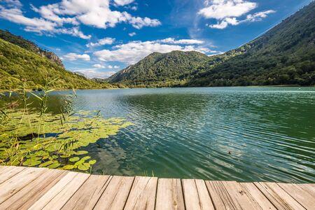 Boracko Lake - Konjic, Bosnia And Herzegovina, Europe