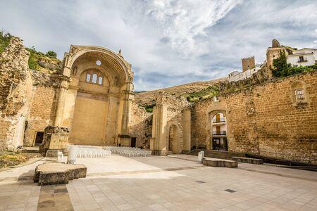 The Ruins Of Santa Maria Church - Cazorla, Jaen, Andalusia, Spain, Europe