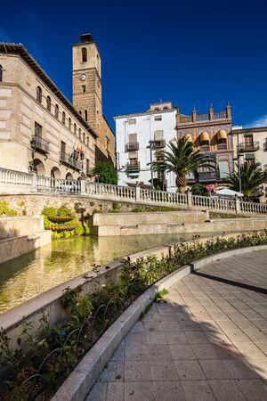 Plaza de La Corredera (The Egg, El Huevo) - Cazorla, Jaen, Andalusia, Spain, Europe