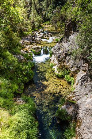 La Cerrada de Elias Gorge - Sierras de Cazorla, Segura y Las Villas Natural Park, La Iruela, Jaen, Spain