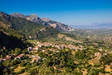 Traditional Village In Sierras de Cazorla, Segura y Las Villas Natural Park, La Iruela, Jaen, Spain