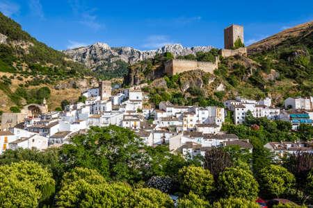 City Of Cazorla And Yedra Castle - Cazorla, Jaen, Andalusia, Spain, Europe