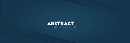 Abstract luxury dark blue soft vector background. Minimal shadow lines design