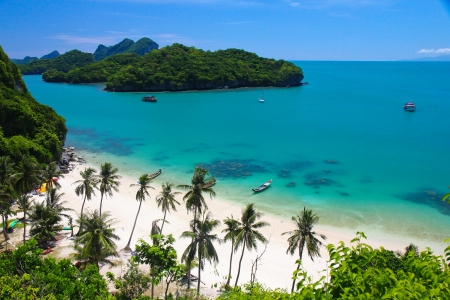 seascape samui island photo