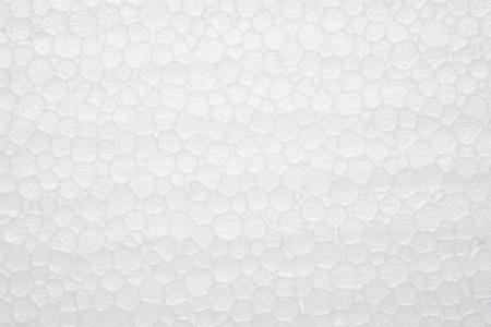 foamed: white foam texture background