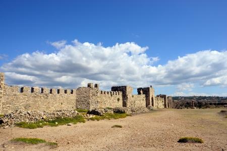 messenia: Methoni Venetian Fortress in the Peloponnese, Messenia,  Greece