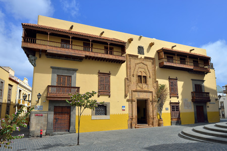 casa colon: Columbus House  Casa de Colon , Las Palmas, Canary Islands, Spain