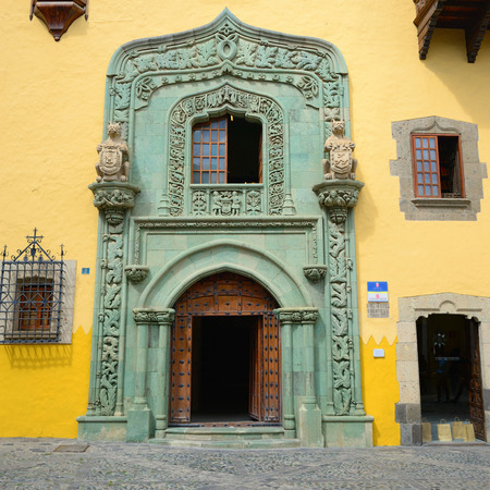 Columbus House  Casa de Colon , Las Palmas, Canary Islands, Spain  photo