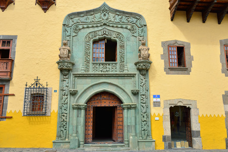 Columbus House  Casa de Colon , Las Palmas, Canary Islands, Spain