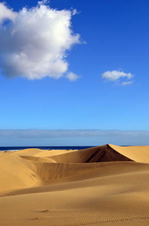 The most famous the Natural Reserve of the Dunes of Maspalomas, which constitutes the main landmark of Gran Canaria