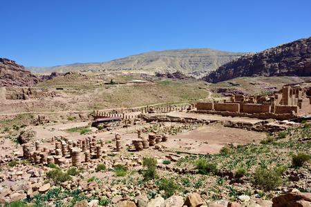 archeological site: Petra archeological site