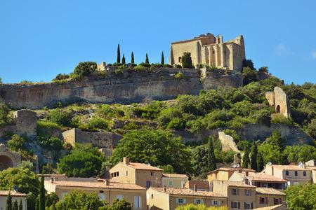 cited: Beautiful Medieval Village of Saint Saturnin Les Apt, Provence, France