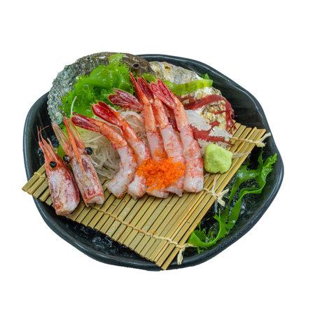 Japanese Food : Amaebi