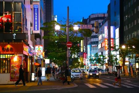 sapporo: Sapporo,Japan