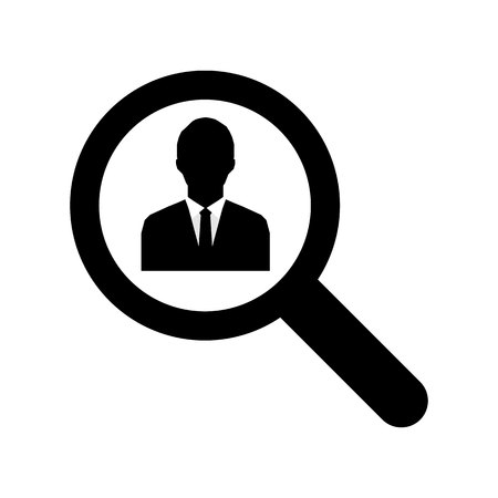 Search icon. Search vector icon. search magnifying glass icon