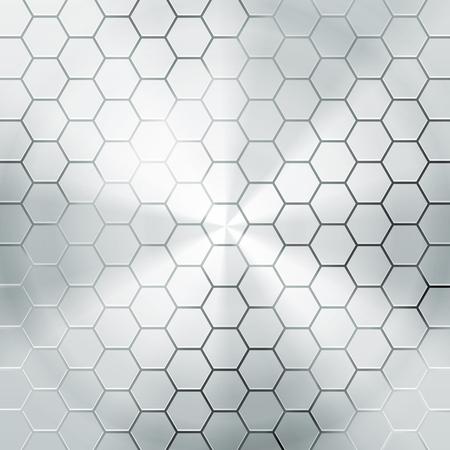 Vector illustration metal texture background Illustration