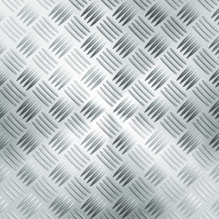 tough: Vector illustration metal texture background Illustration
