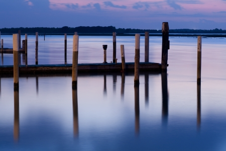 laguna: molo - laguna di Bibione