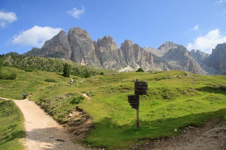excursion to the Odle  Alpe di Cisles  Val Gardena