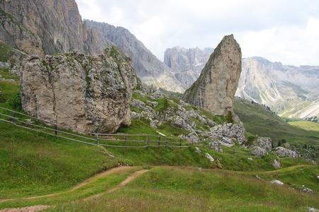gardena: Pieralongia, Seiser Cisles  Val Gardena