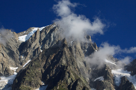 Grandes Jorasses photo