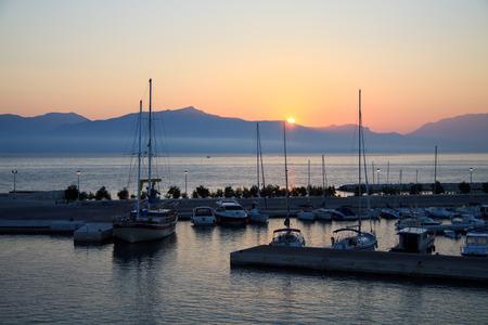 brac: Supetar, island of Brac  Croatia  Stock Photo