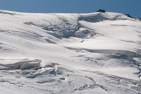 serac: glacier