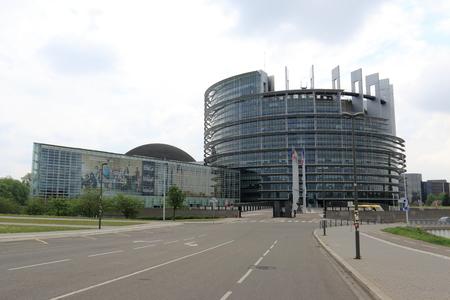 european parliament: European Parliament, Strasburgo