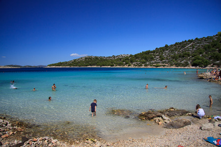 murter: beach in Murter - Croatia