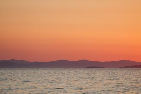 kornati: Tramonto sulle isole Kornati - Croazia
