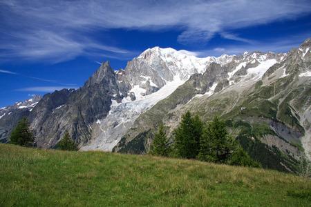 noire: Mont Blanc