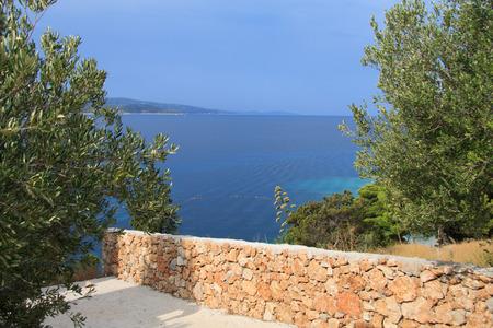 brac: Murvica (Bol - island Brac - Croatia)