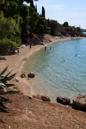 brac: Beach Murvica (Bol - island Brac - Croatia)
