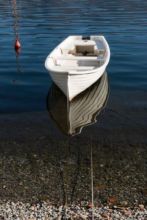 como: boat - Lake Como