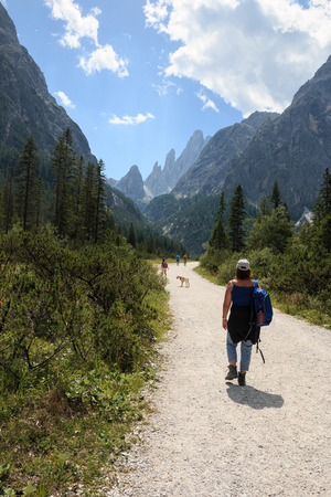 with Fiscalina - Dolomites of Sesto