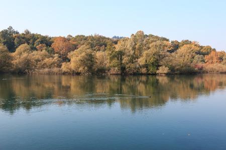 rivière adda - oasis d'albone