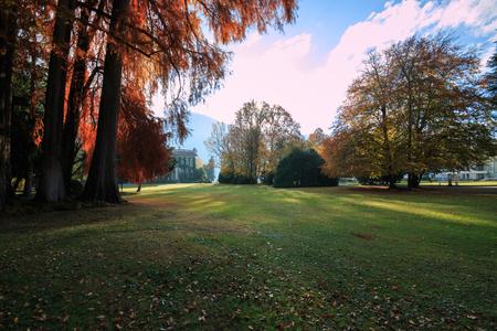 park of villa Erba - Cernobbio