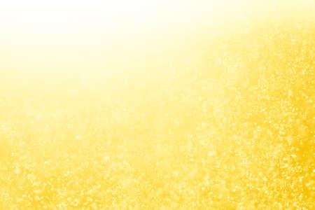 Abstract Yellow bokeh defocus Background.
