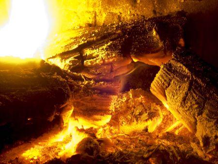 kindle: fireplace