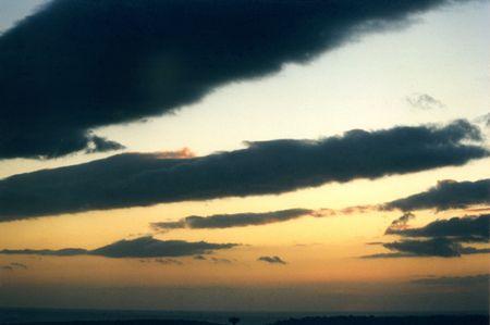 sunset Stock Photo - 263979