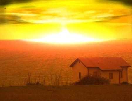 breaking dawn: casa de la h-bomba