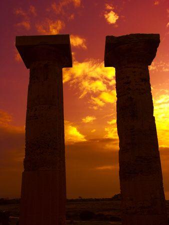 architectural studies: temple