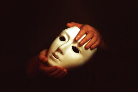 mystique: mask