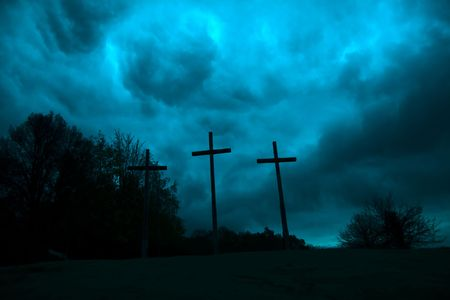 crosses Stock Photo