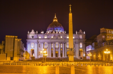 saint peter square Stock Photo - 17391462