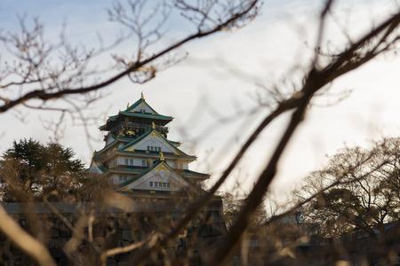 osakajo: Osaka Castle