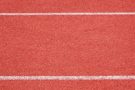 pista de atletismo: Curso de ejecuci�n de la red para fondo