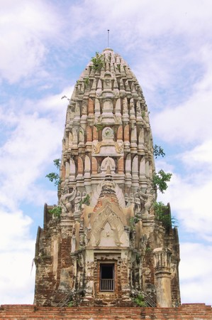 chai: Wat Chai Wattanaram